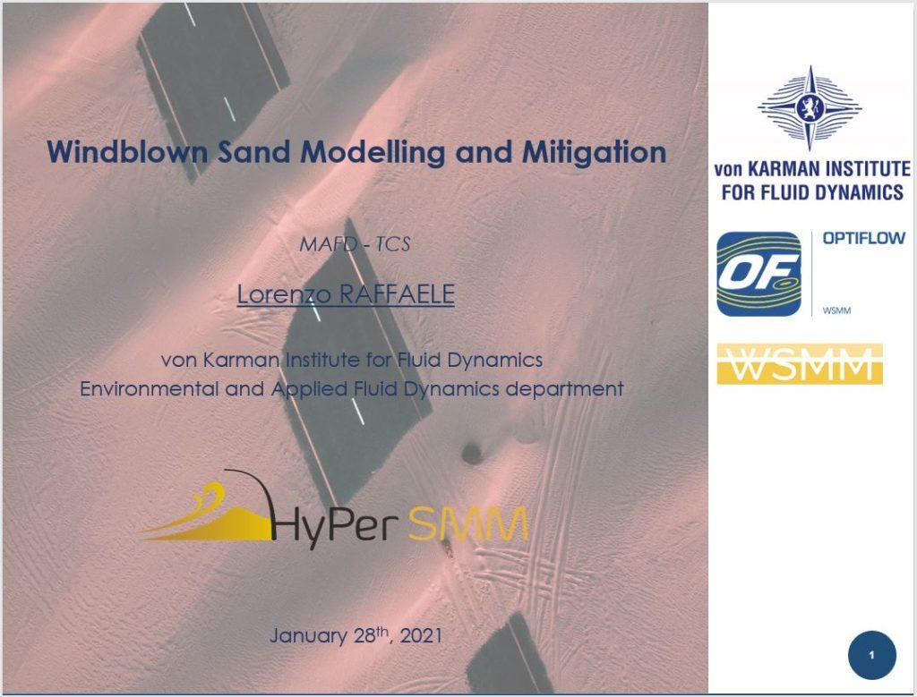 1st HyPer SMM seminar